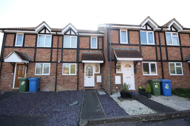 Thumbnail Terraced house to rent in Statham Court, Bracknell