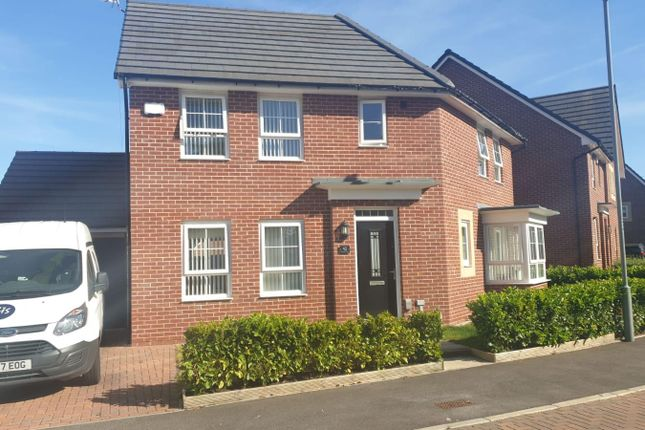 Thumbnail Detached house for sale in Springwell Avenue, Liverpool