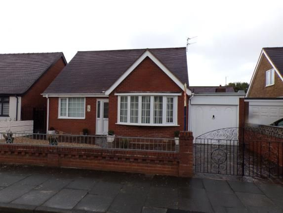 Thumbnail Bungalow for sale in Church Road, Thornton-Cleveleys, Lancashire