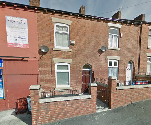 Thumbnail Terraced house to rent in Oxford Street, Oldham