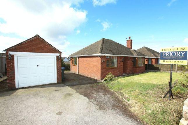 2 bed detached bungalow for sale in Stoneyfields, Biddulph Moor, Stoke-On-Trent