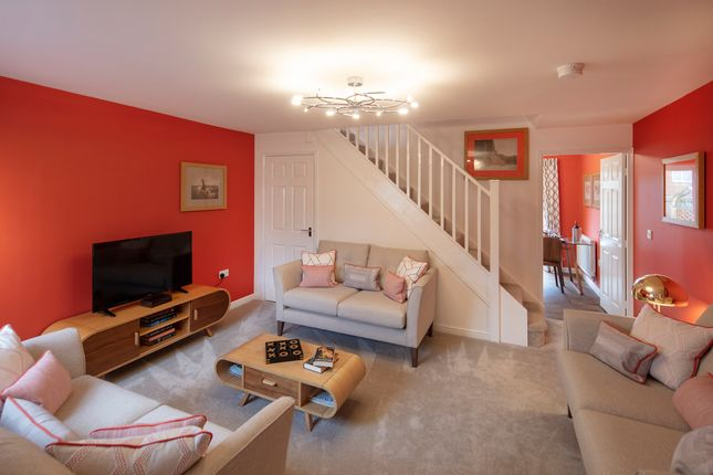 """3 bedroom detached house for sale in """"Kilkenny"""" at Wheatriggs, Milfield, Wooler"""