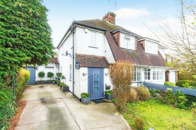 Thumbnail Semi-detached house for sale in The Parkway, Iver Heath, Buckinghamshire