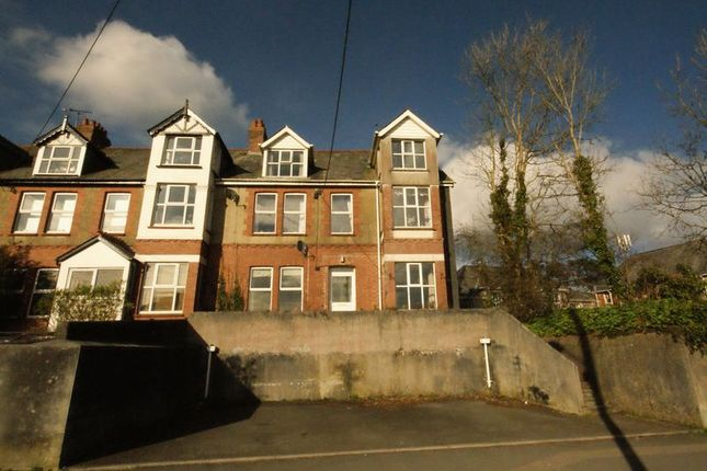 Thumbnail Terraced house for sale in Beacon Road, Bodmin