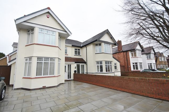Thumbnail Semi-detached house for sale in Dunbar Crescent, Hillside, Birkdale, Southport.