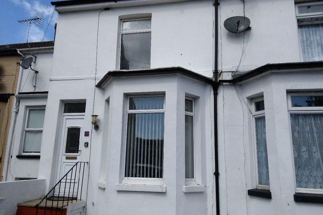 Thumbnail Terraced house to rent in St. Radigunds Road, Dover