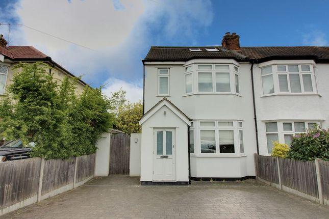 Thumbnail Terraced house for sale in Churchbury Lane, Enfield