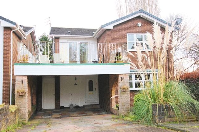 Thumbnail Detached house for sale in Mount Park Court, Woolton, Liverpool