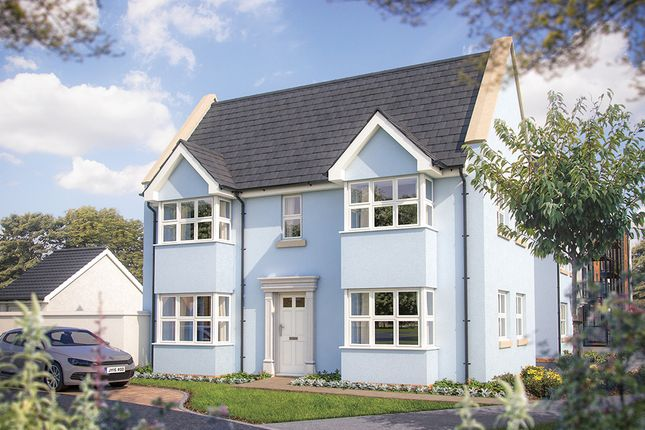 "Thumbnail Semi-detached house for sale in ""The Sheringham"" at Oak Leaze, Patchway, Bristol"