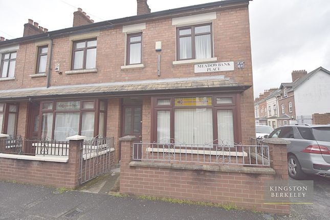 Thumbnail Terraced house to rent in Meadowbank Place, Belfast