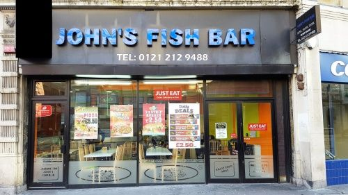 Restaurant/cafe to let in Corporation Street, City Centre, Birmingham