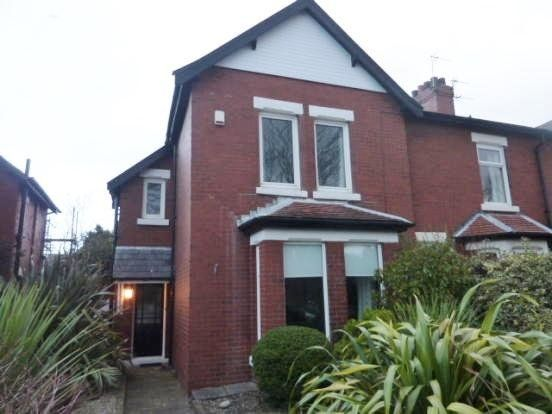 Thumbnail Semi-detached house to rent in Rossall Road, Lytham St. Annes