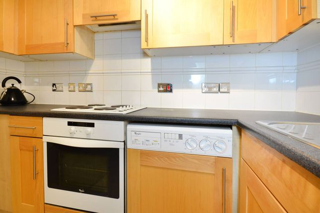 Thumbnail Flat to rent in Fishguard Way, Gallions Reach