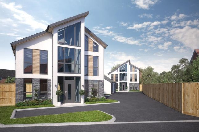 Thumbnail Detached house for sale in Lawford Lane, Bilton, Rugby