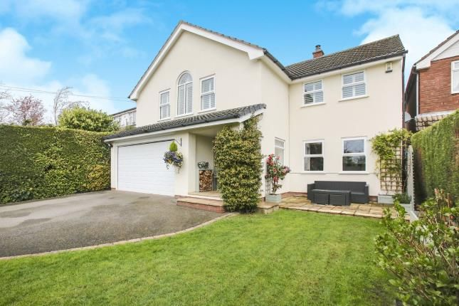 Thumbnail Detached house for sale in Church Lane, Henbury, Macclesfield, Cheshire