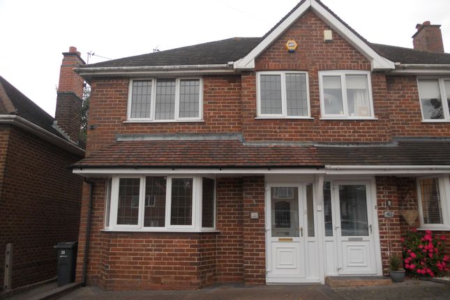 Thumbnail Property to rent in Brackenfield Road, Great Barr, Birmingham