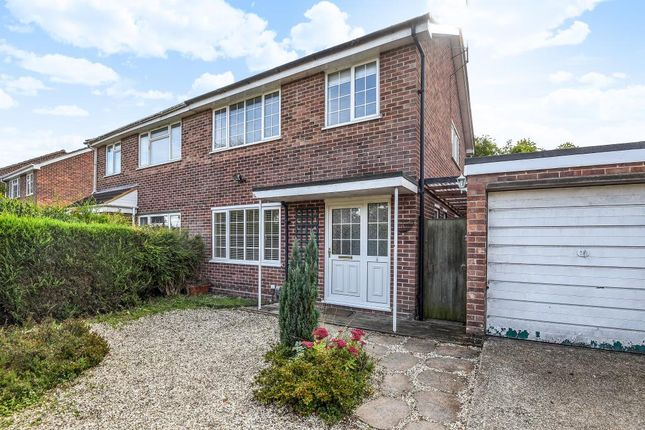 Thumbnail Semi-detached house to rent in Newbury, Berkshire