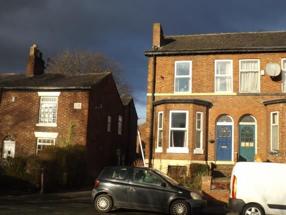 Thumbnail Semi-detached house for sale in Urmston Lane, Stretford, Manchester, Greater Manchester
