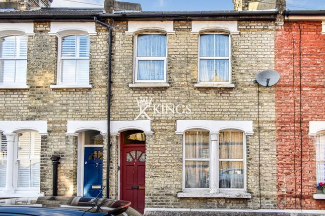Terraced house for sale in Leverson Street, London