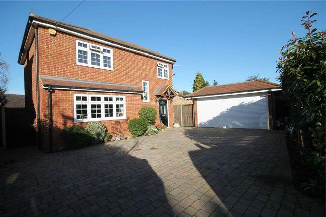 Thumbnail Detached house for sale in Echelforde Drive, Ashford, Surrey