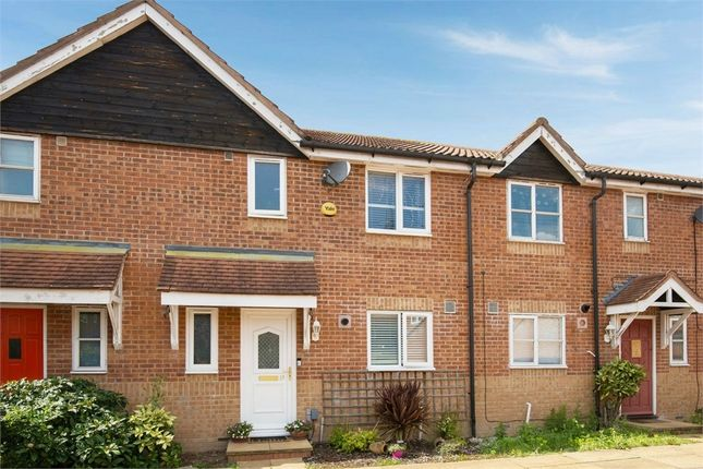 Thumbnail 3 bed terraced house for sale in Pritchett Close, Enfield, Greater London