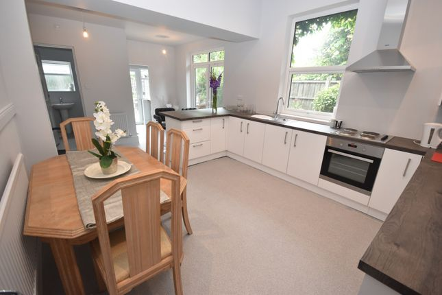 Thumbnail Town house to rent in London Road, Coalville