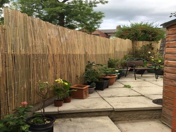 Garden of Abingdon Street, Ashton Under Lyne, Tameside, Greater Manchester OL6