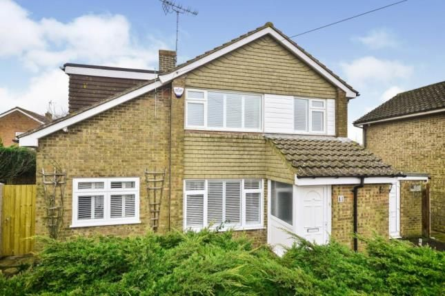 Thumbnail Detached house for sale in Cradlebridge Drive, Willesborough, Ashford, Kent