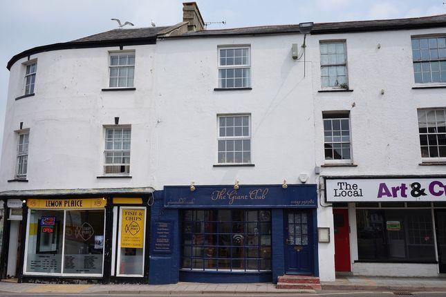 Thumbnail Restaurant/cafe for sale in Lyme Street, Axminster, Devon