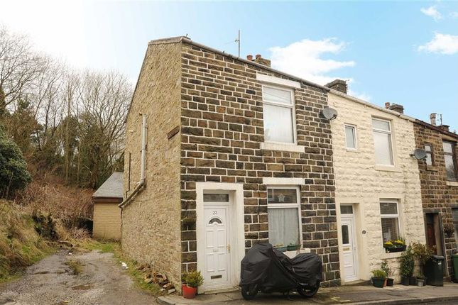 Thumbnail End terrace house for sale in Rockcliffe Street, Rossendale, Lancashire