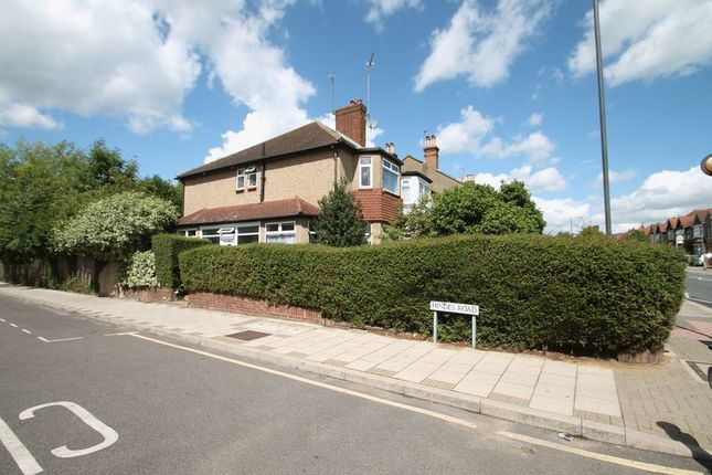 Thumbnail Semi-detached house for sale in Hindes Road, Harrow-On-The-Hill, Harrow