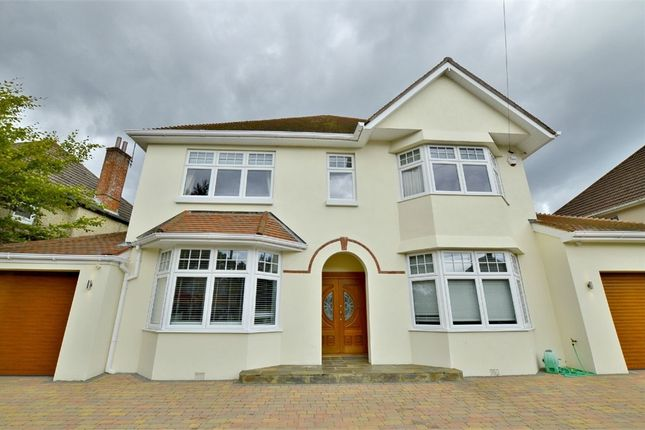 Thumbnail Detached house to rent in Stevenson Crescent, Poole, Dorset