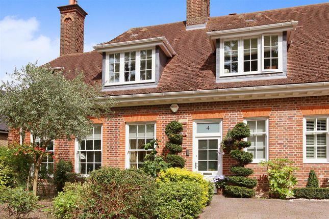 Thumbnail End terrace house to rent in Wall Hall Drive, Aldenham, Watford