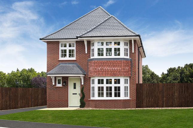 Thumbnail Detached house for sale in Hill Top, Redditch