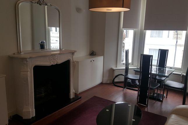 Thumbnail Flat to rent in Fairholme Road, Kensington
