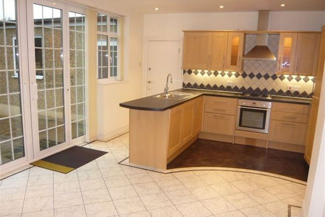 Thumbnail Semi-detached house to rent in Chadacre Road, Stoneleigh, Surrey