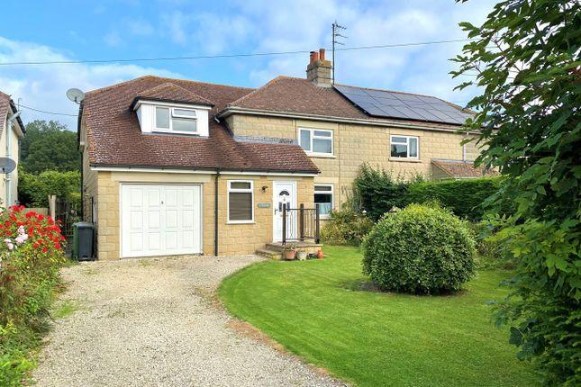 Thumbnail Semi-detached house for sale in Elmside, Fernham, Faringdon