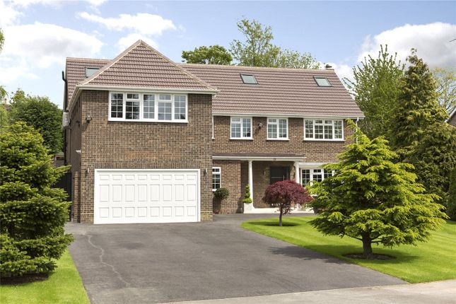 Front of Pine Walk, Cobham, Surrey KT11