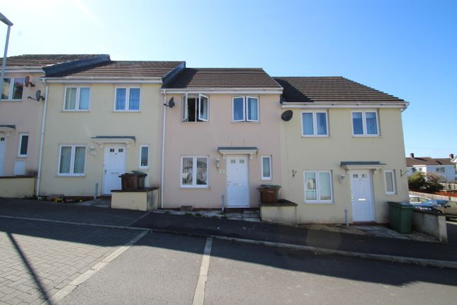 Thumbnail Terraced house for sale in Bridge View, St Budeaux, Plymouth