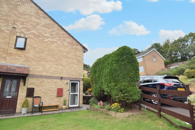 Thumbnail Flat to rent in Cotswold Close, Newport