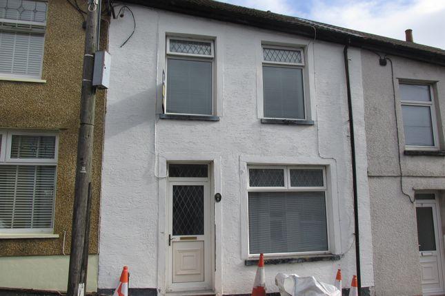 Thumbnail Terraced house for sale in Tyllwyd Street, Penydarren, Merthyr Tydfil