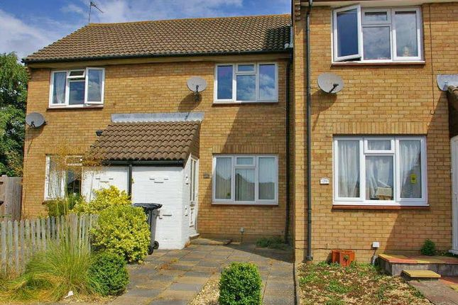 Thumbnail Terraced house to rent in Lindfield Drive, Hailsham