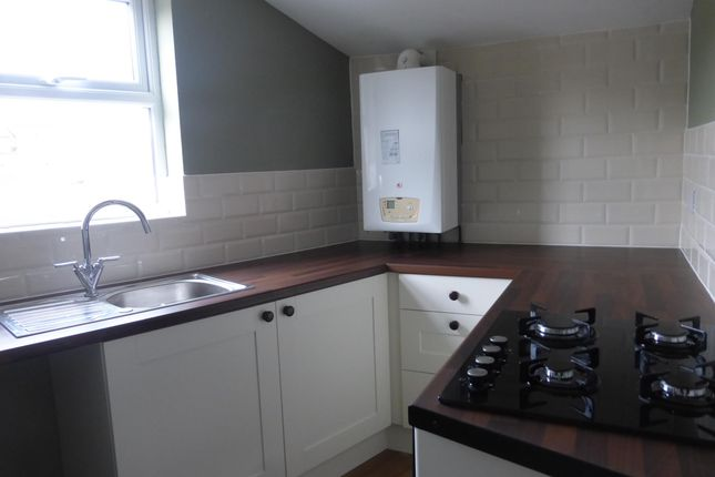 Thumbnail Maisonette to rent in George Street, Grantham