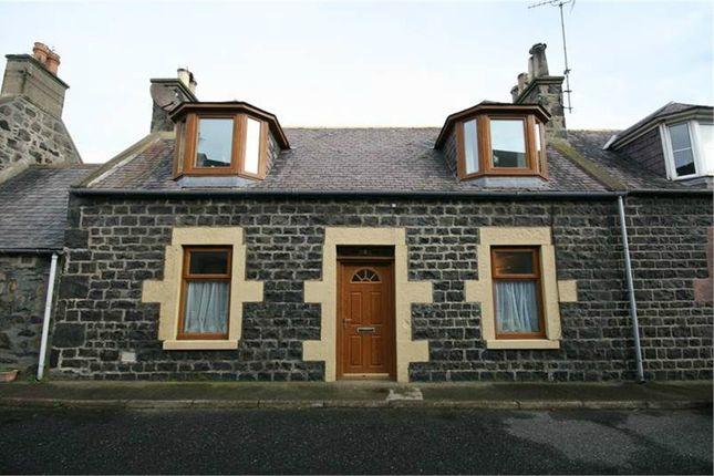 Thumbnail Terraced house for sale in West Skene Street, Macduff, Aberdeenshire
