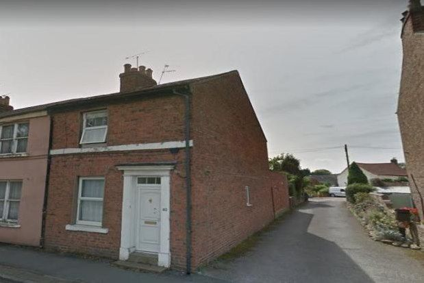 Thumbnail 2 bed terraced house to rent in St. Nicholas Street, Malton