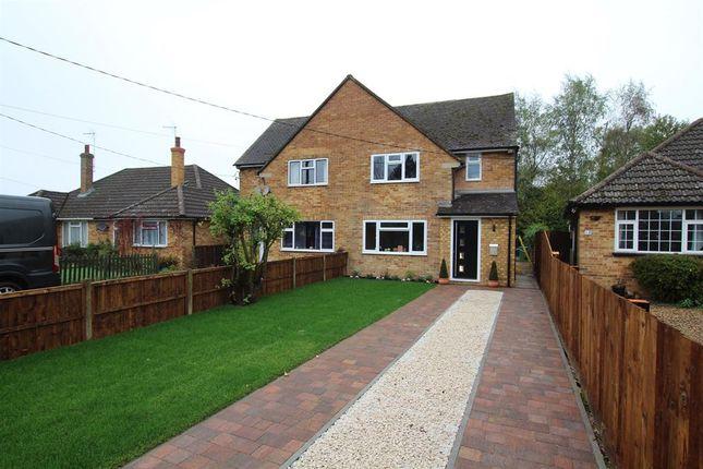 Thumbnail Semi-detached house to rent in Silver Street, Cublington, Leighton Buzzard