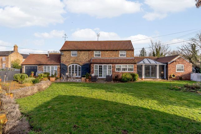 4 bed property for sale in Smithy Cottage, West End, Swaton, Sleaford, Lincolnshire NG34