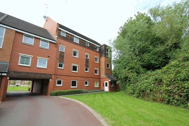 Thumbnail Flat to rent in Penny Royal House, 46 Celsus Grove, Old Town, Swindon