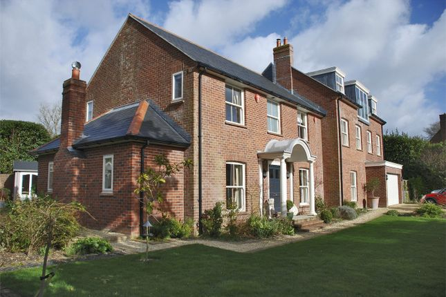 Thumbnail Detached house for sale in Grove Pastures, Lymington, Hampshire