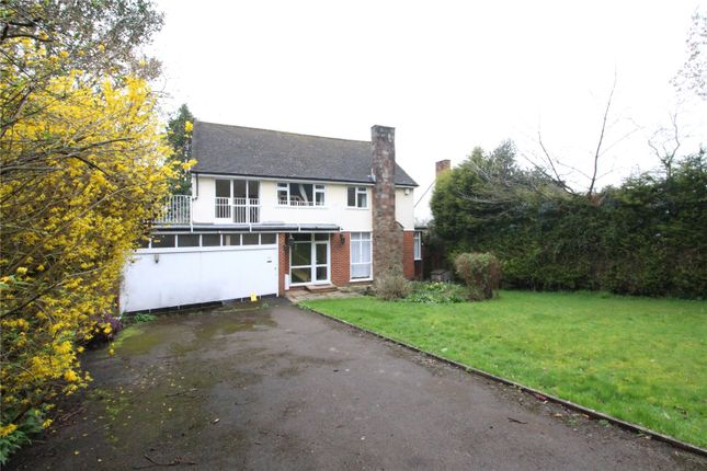 Thumbnail Link-detached house for sale in Church Road, Stoke Bishop, Bristol, Somerset